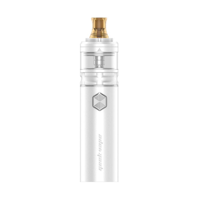 Elektronická cigareta: GeekVape Flint MTL Kit (1000mAh) (Bílá)