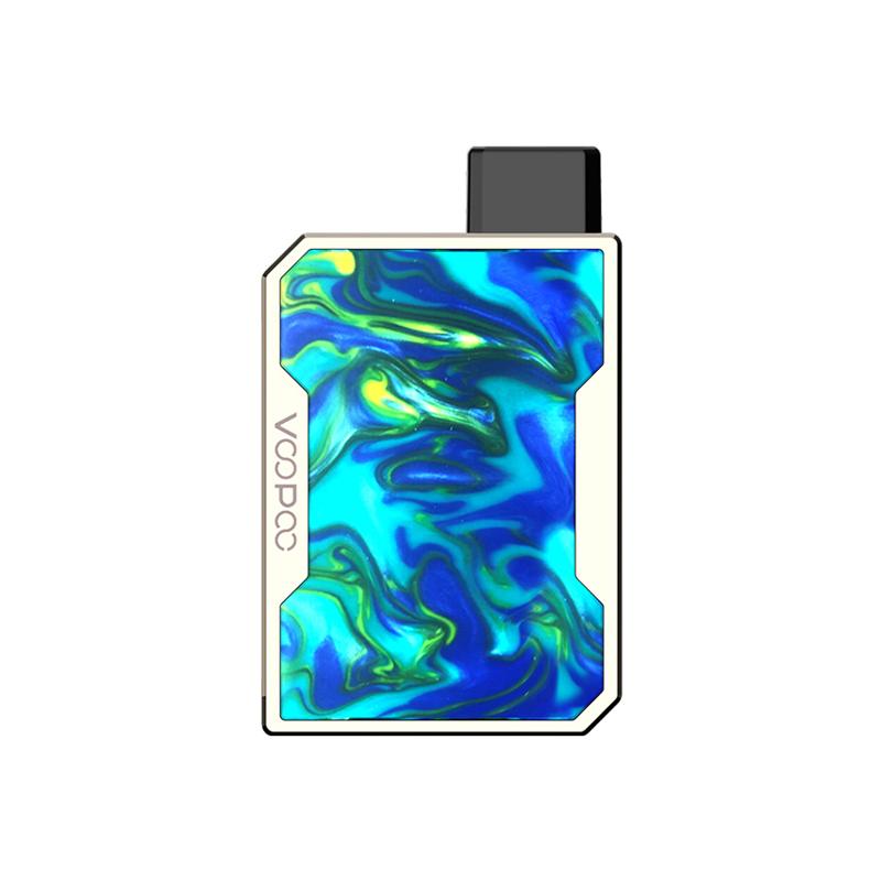 Elektronická cigareta: VooPoo Drag Nano Pod Kit (750mAh) (Nebulas Blue)