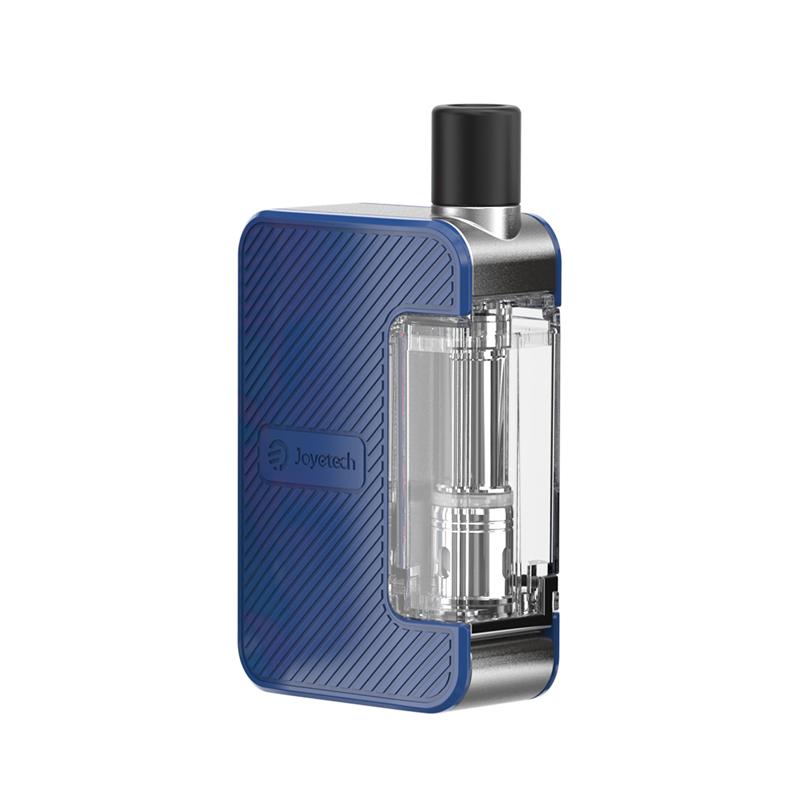 Elektronická cigareta: Joyetech EXCEED Grip Pod Kit (1000mAh) (Blue)