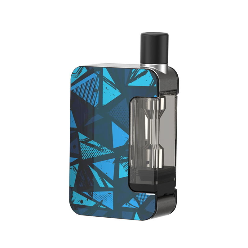 Elektronická cigareta: Joyetech EXCEED Grip Pod Kit (1000mAh) (Mystery Blue)