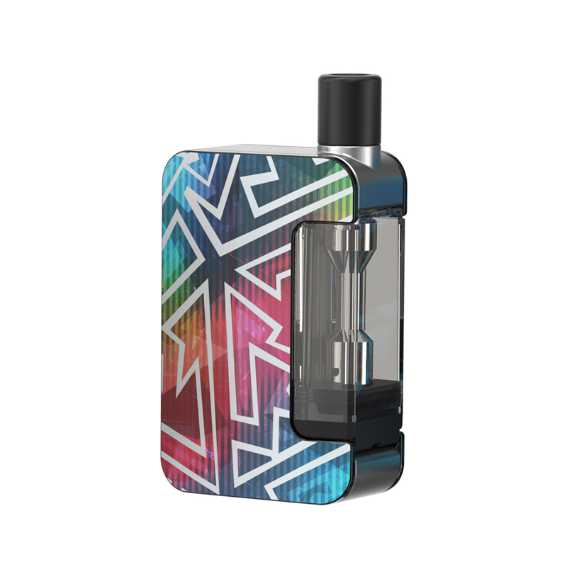 Elektronická cigareta: Joyetech EXCEED Grip Pod Kit (1000mAh) (Rainbow Tattoo)