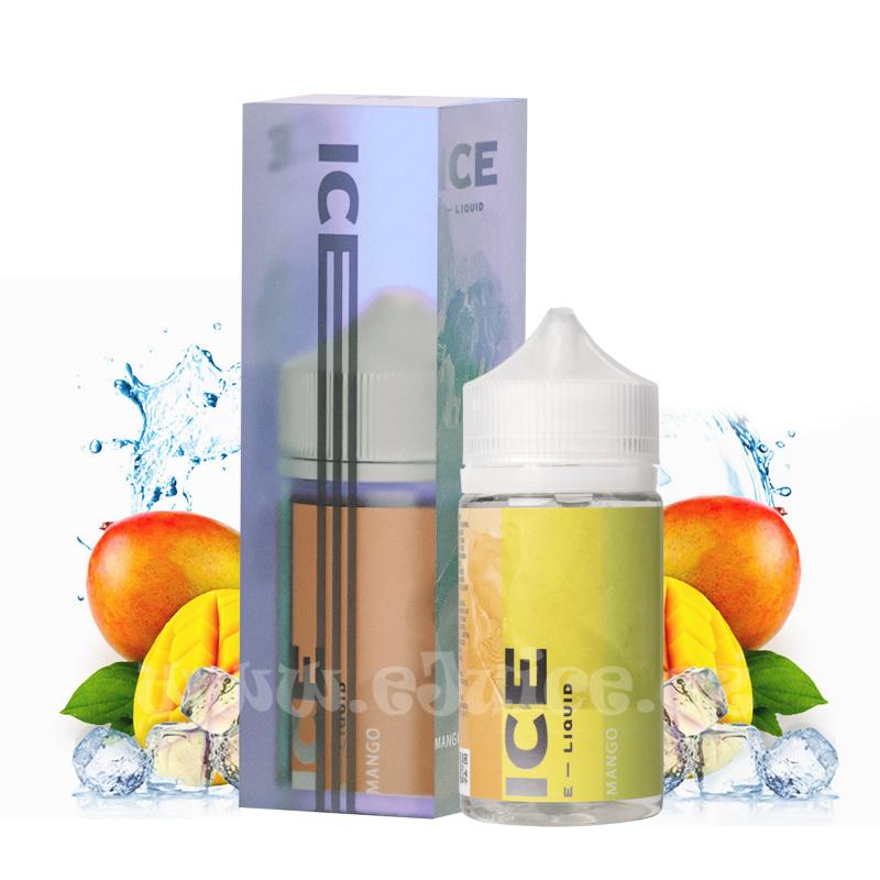 Příchuť Ice: Ice Mango (Vychlazená mangová šťáva) 24ml