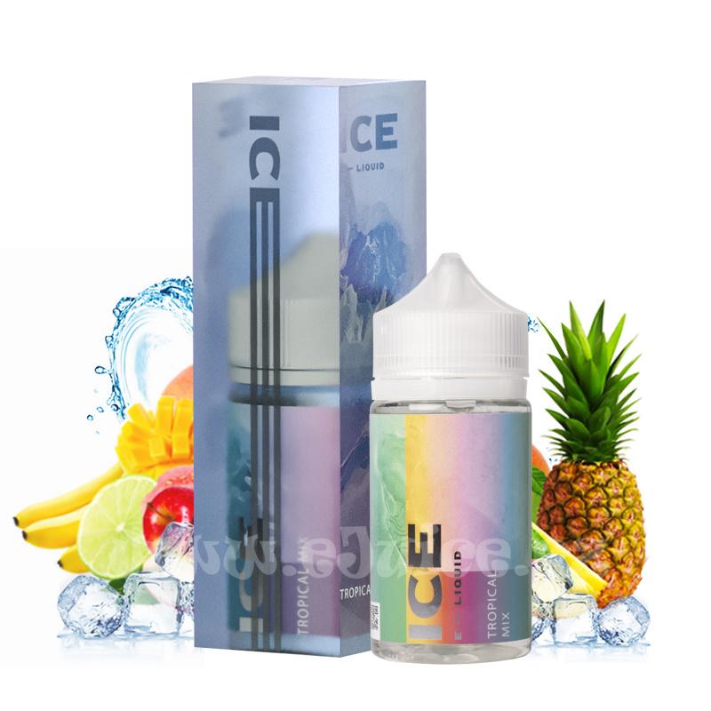 Příchuť Ice: Ice Tropical Mix (Ledové tropické smoothie) 24ml
