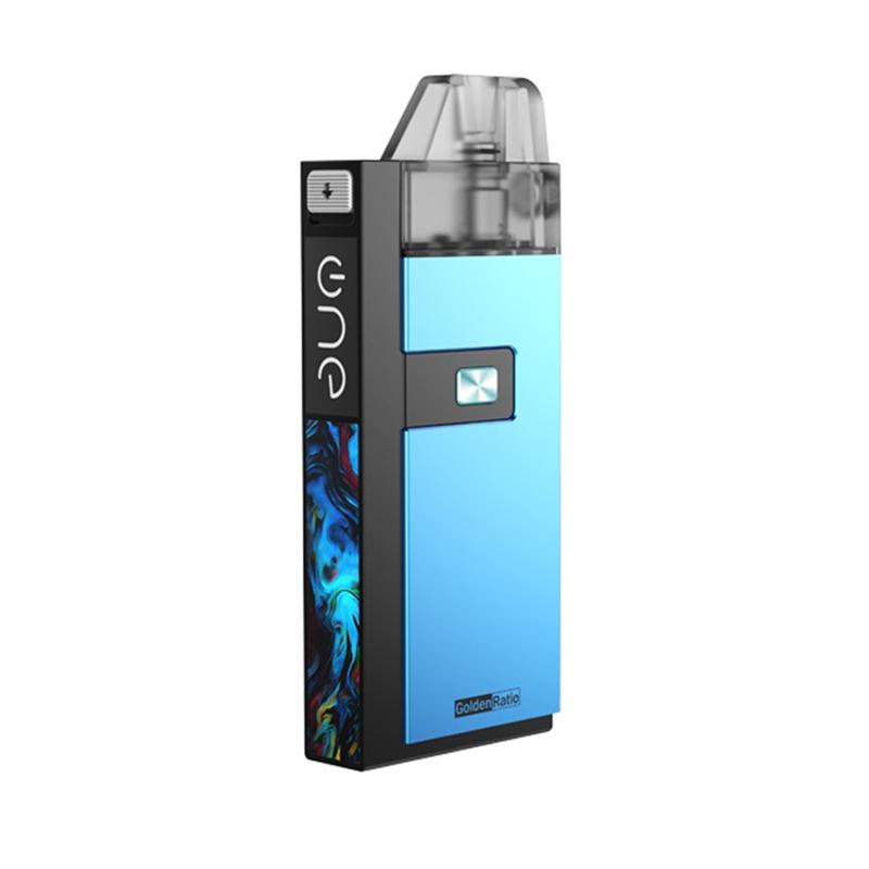 Elektronická cigareta: OneVape Golden Ratio Pod Kit (1100mAh) (Modrá)