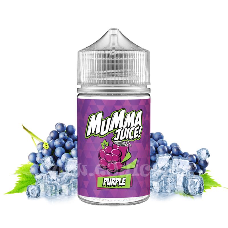 Příchuť Mumma Juice S&V: Purple (Ledové hrozny) 13ml