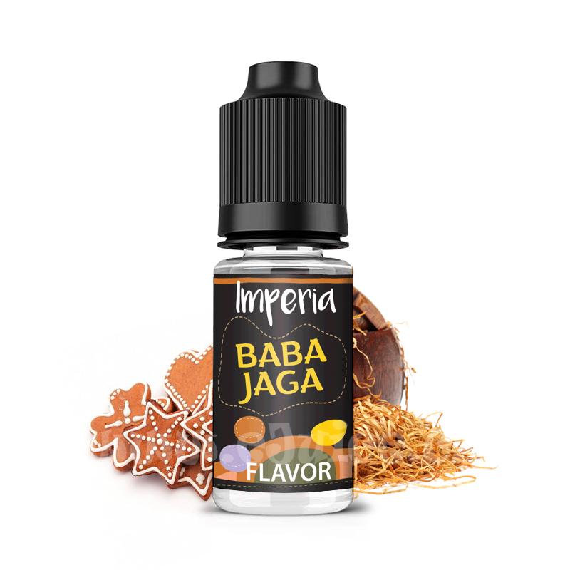 Příchuť Imperia Black Label: Baba Jaga (Perníkový tabák) 10ml