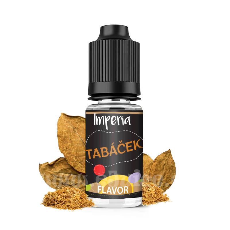 Příchuť Imperia Black Label: Tabáček (Jemná tabáková směs) 10ml