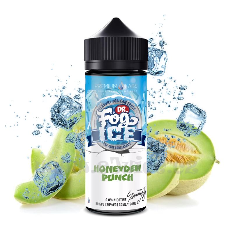 Příchuť Dr. Fog Ice: Honeydew Punch (Ledový cukrový meloun) 30ml