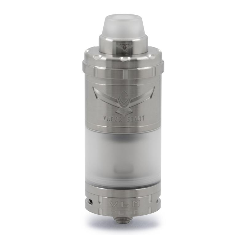 Clearomizér Vapor Giant V6M RTA (7,5ml) (Stříbrný)