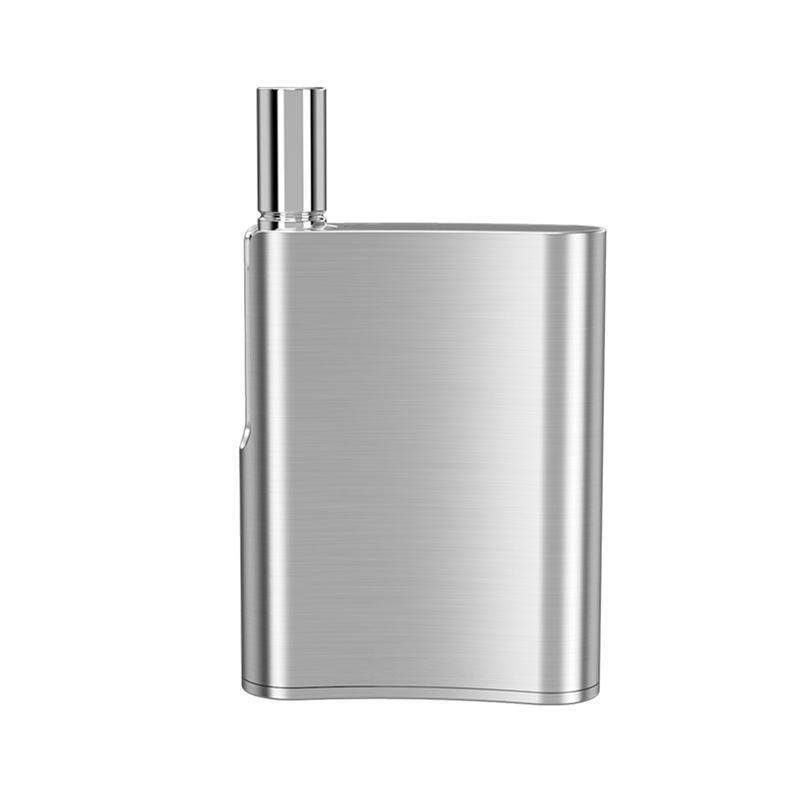 Elektronická cigareta: Eleaf iCare Flask Kit (520mAh) (Stříbrná)
