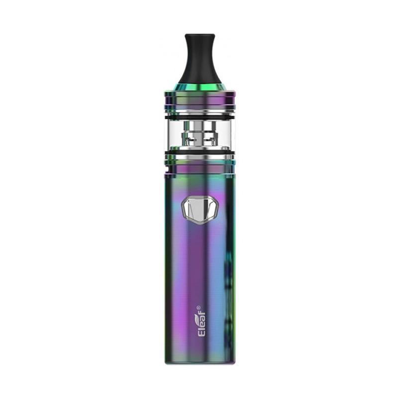 Elektronická cigareta: Eleaf iJust Mini Kit (1100mAh) (Duhová)