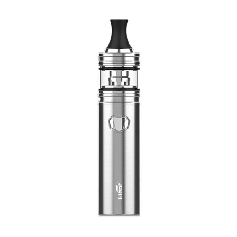 Elektronická cigareta: Eleaf iJust Mini Kit (1100mAh) (Stříbrná)