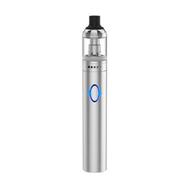 Elektronická cigareta: Vapefly Galaxies MTL Kit (1400mAh) (Stříbrná)