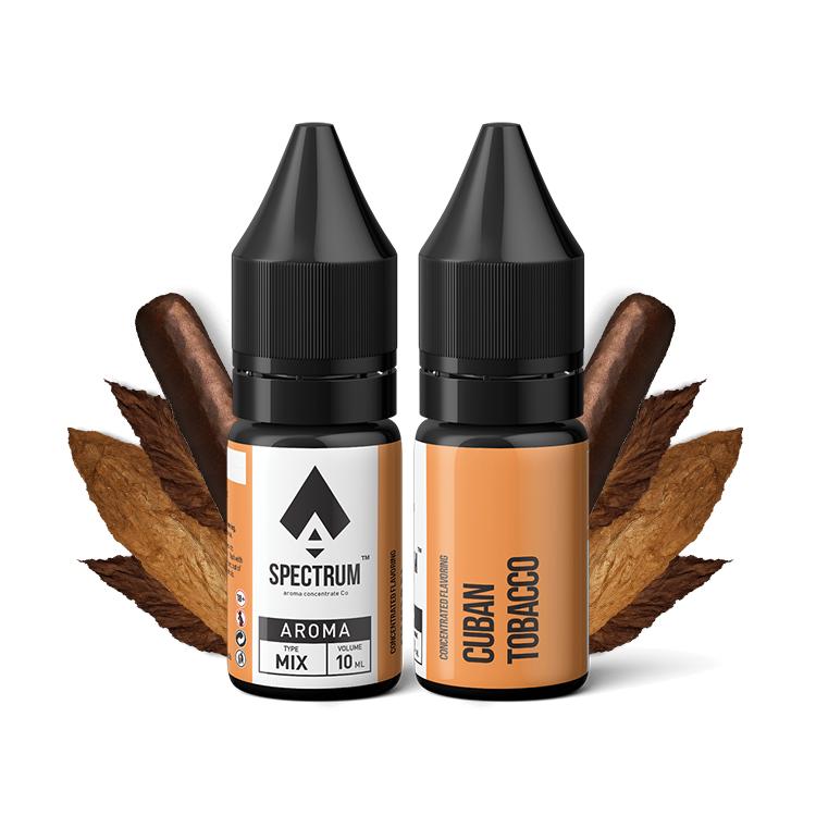 Příchuť ProVape Spectrum: Kubánský tabák 10ml