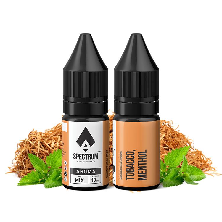 Příchuť ProVape Spectrum: Tabák s mentolem 10ml