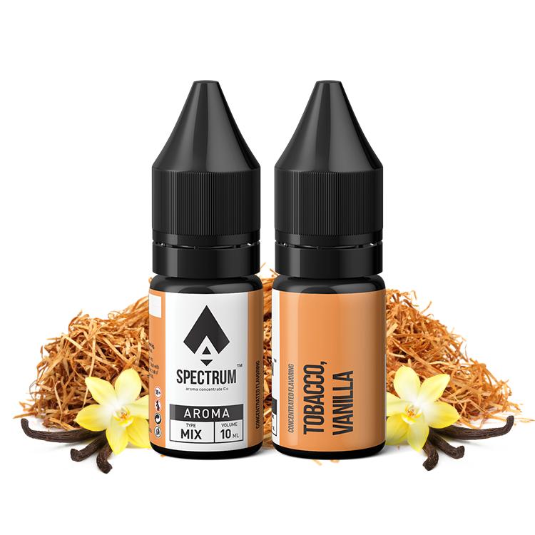 Příchuť ProVape Spectrum: Tabák s vanilkou 10ml