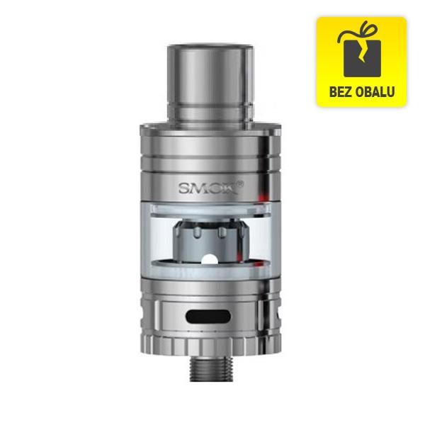 Clearomizér SMOK Micro TFV4 (2,5ml) (Stříbrný) (II. JAKOST)