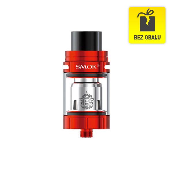 Clearomizér SMOK TFV8 X-Baby 2ml (Červený) (II. JAKOST)