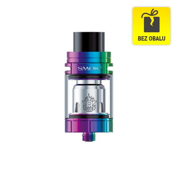 Clearomizér SMOK TFV8 X-Baby 2ml (Duhový) (II. JAKOST)