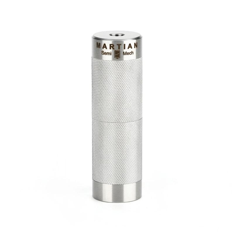 Mechanický grip: Lvs Martian Semi Mech Mod (Stříbrný)