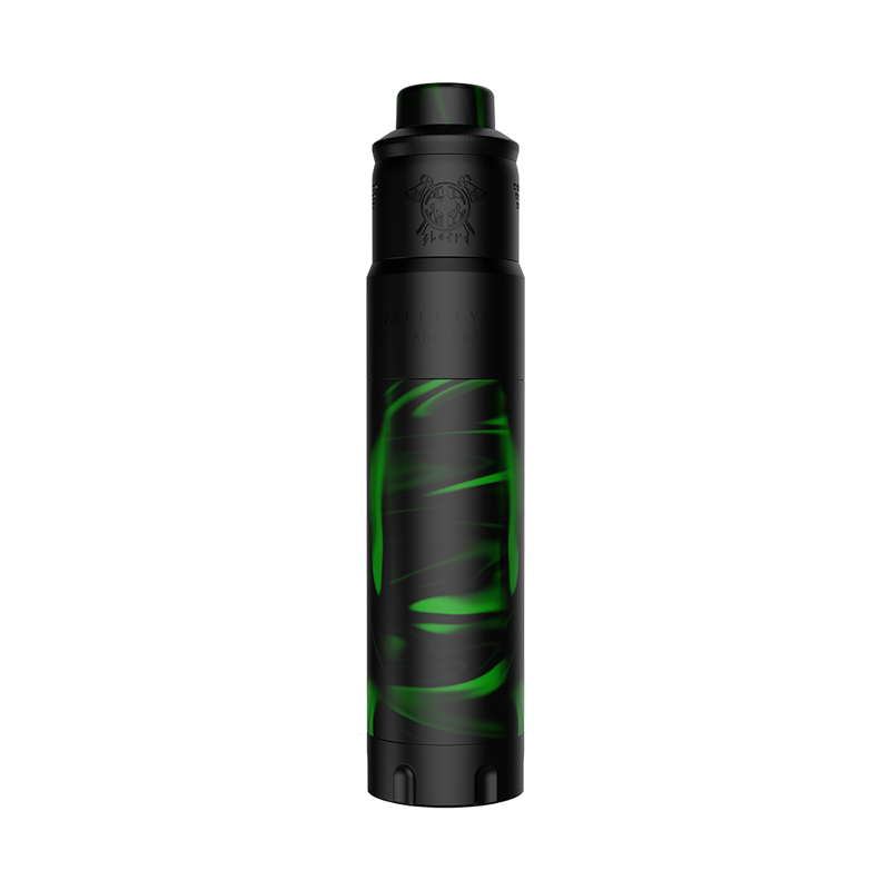 Mechanický grip: Mechlyfe Arcless Slatra Competition Mech Kit (Resin Green)