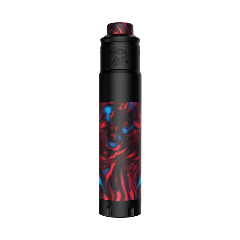 Mechanický grip: Mechlyfe Arcless Slatra Competition Mech Kit (Resin Red)