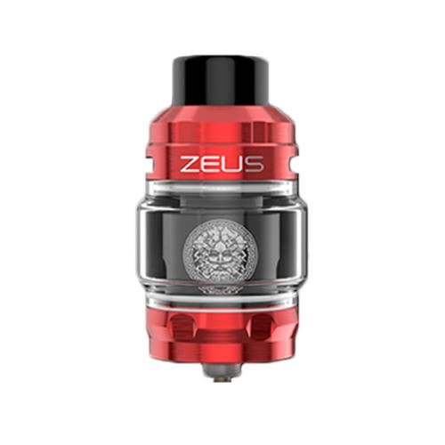 Clearomizér GeekVape Zeus Subohm Tank (5ml) (Červený)