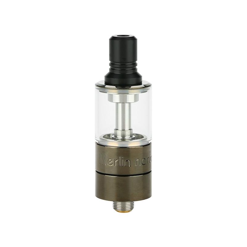 Clearomizér Augvape Merlin Nano MTL RTA (2ml) (Gun Metal)