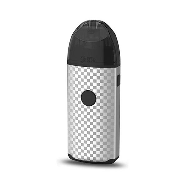 Elektronická cigareta: Vapefly Jester DIY Pod Kit (1000mAh) (Silver)