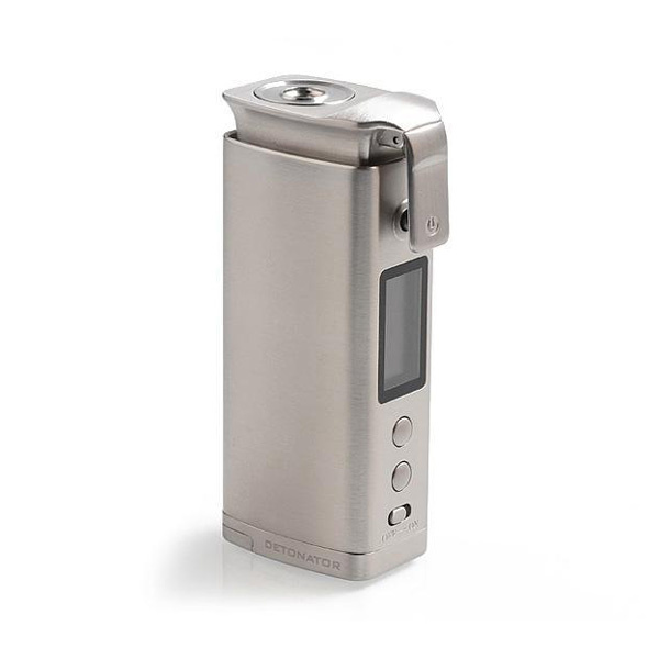 Elektronický grip: Squid Industries Detonator Mod (Stříbrný)