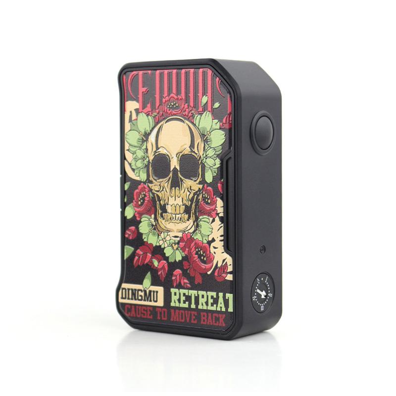 Elektronický grip: DOVPO M II (Skull & Roses)