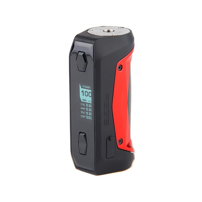 Elektronický grip: GeekVape Aegis Solo Mod (Červený)