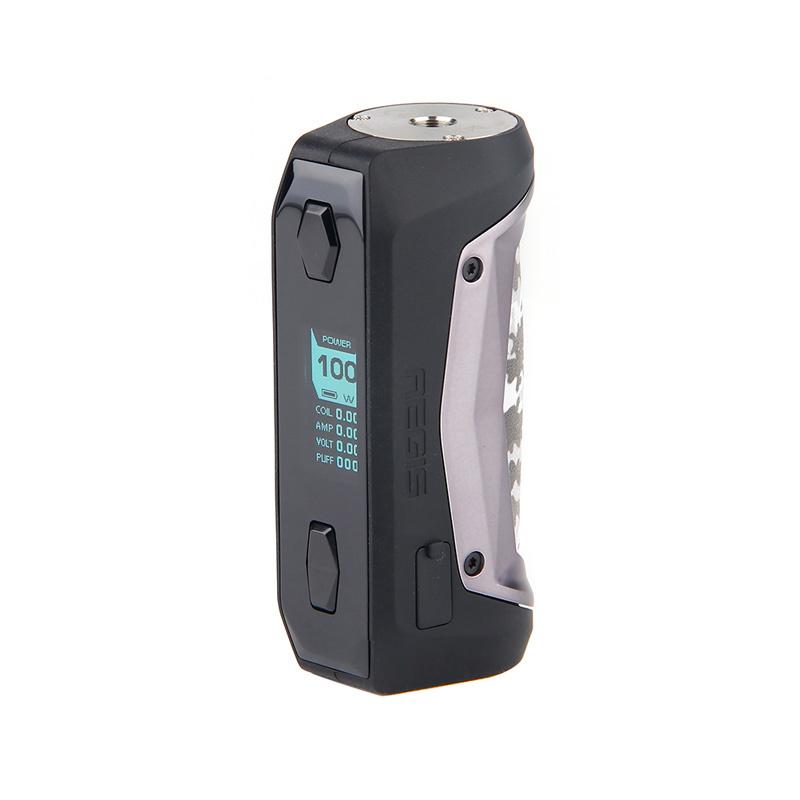 Elektronický grip: GeekVape Aegis Solo Mod (Gunmetal)