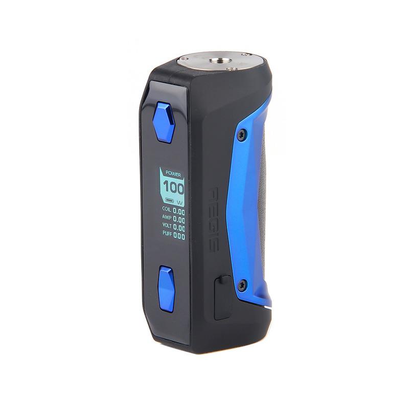 Elektronický grip: GeekVape Aegis Solo Mod (Modrý)