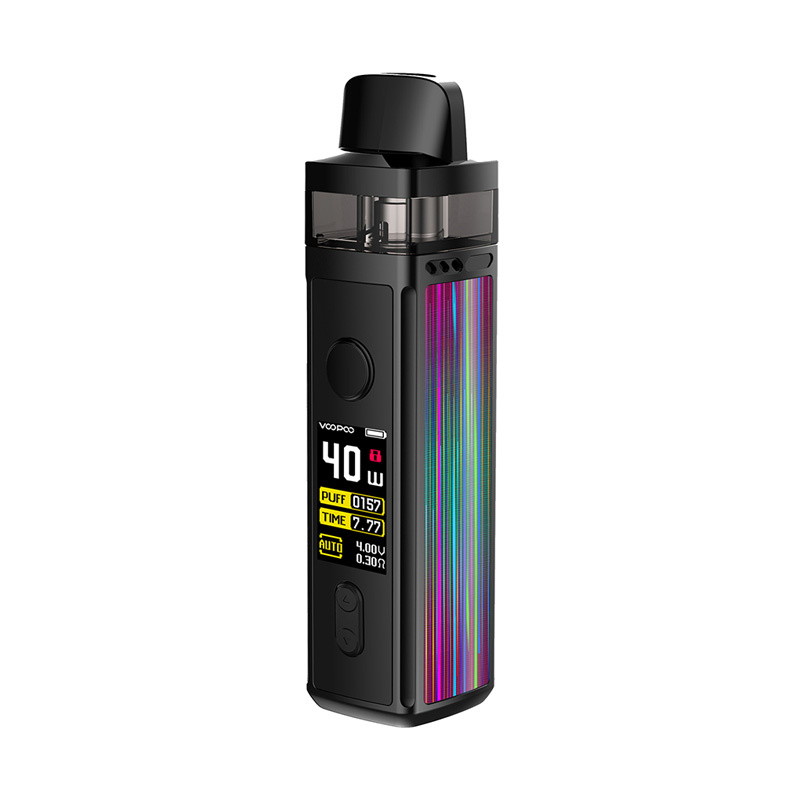 Elektronická cigareta: VooPoo Vinci Mod Pod Kit (1500mAh) (Aurora)