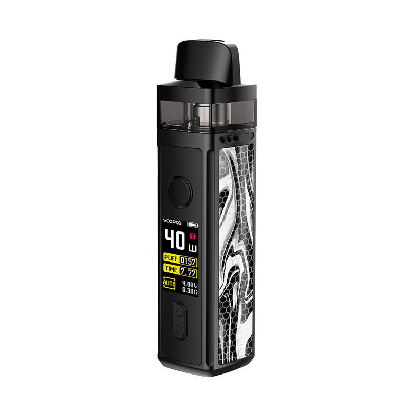 Elektronická cigareta: VooPoo Vinci Mod Pod Kit (1500mAh) (Ink)