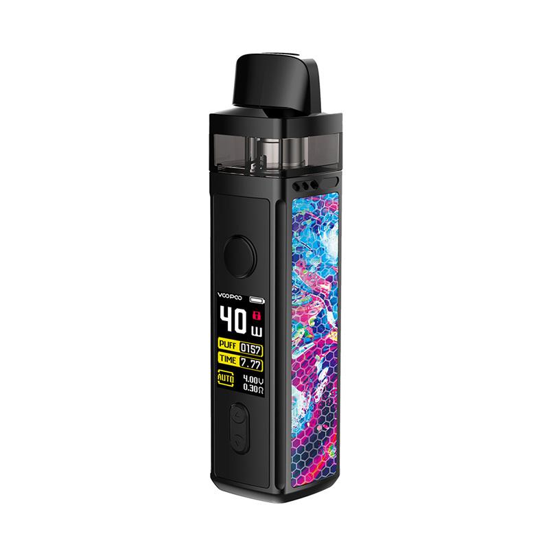 Elektronická cigareta: VooPoo Vinci Mod Pod Kit (1500mAh) (Opal)