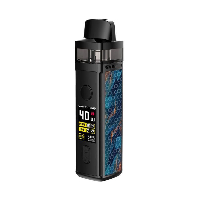 Elektronická cigareta: VooPoo Vinci Mod Pod Kit (1500mAh) (Peacock)