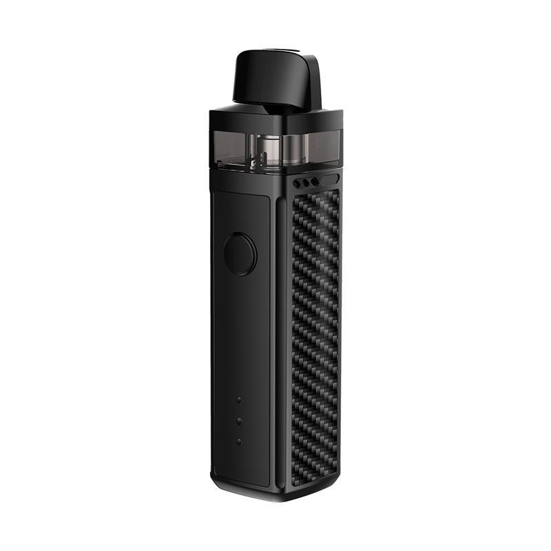 Elektronická cigareta: VooPoo Vinci R Mod Pod Kit (1500mAh) (Carbon Fiber)