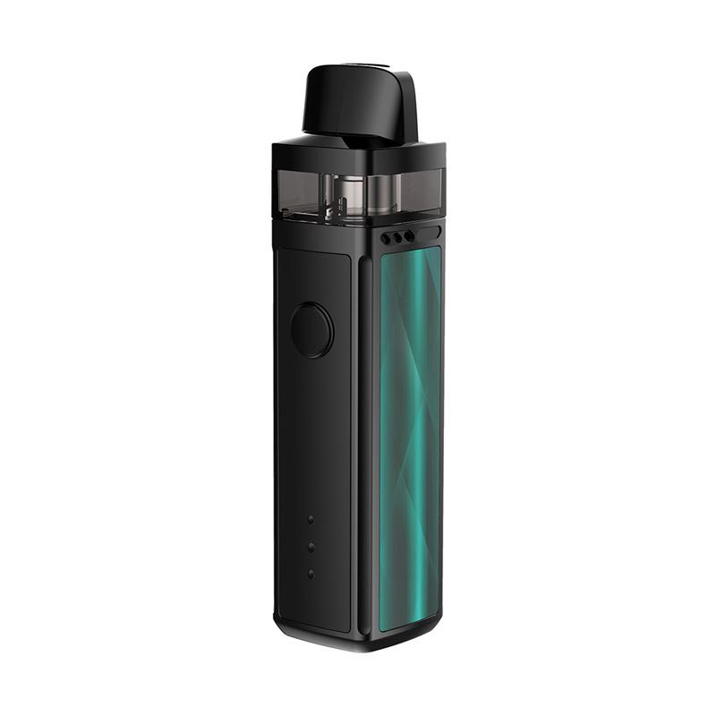 Elektronická cigareta: VooPoo Vinci R Mod Pod Kit (1500mAh) (Dazzling Green)
