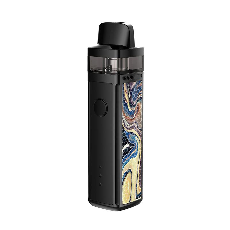 Elektronická cigareta: VooPoo Vinci R Mod Pod Kit (1500mAh) (Hill Yellow)