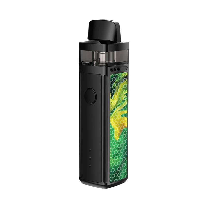 Elektronická cigareta: VooPoo Vinci R Mod Pod Kit (1500mAh) (Jade Green)
