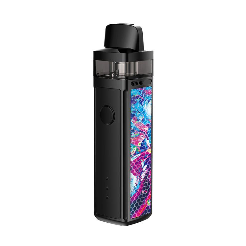 Elektronická cigareta: VooPoo Vinci R Mod Pod Kit (1500mAh) (Opal)