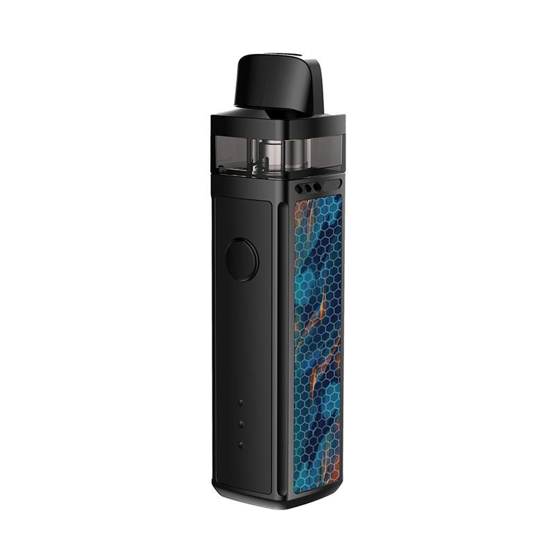 Elektronická cigareta: VooPoo Vinci R Mod Pod Kit (1500mAh) (Peacock)