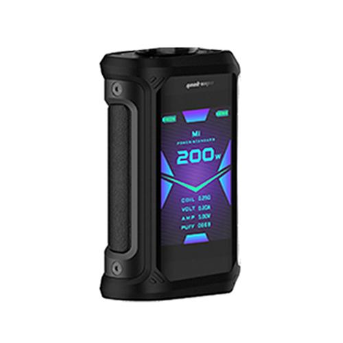 Elektronický grip: GeekVape Aegis X Mod (Stealth Black)