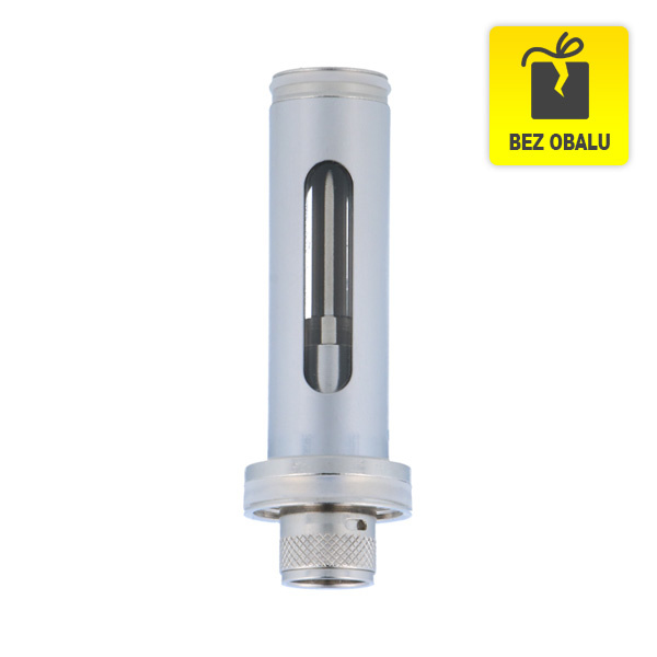 Náhradní clearomizér VapeOnly BVC pro vPipe 3 a Zen Pipe (1,2ml) (1ks) (II. JAKOST)