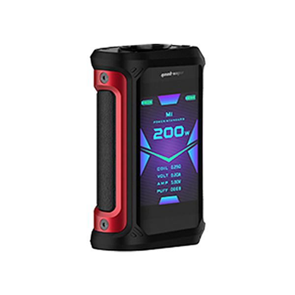 Elektronický grip: GeekVape Aegis X Mod (Red & Black)