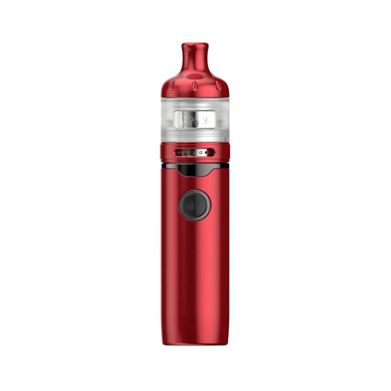 Elektronická cigareta: Vandy Vape BSKRS - Berserker S MTL Kit (1100mAh) (Coke Red)