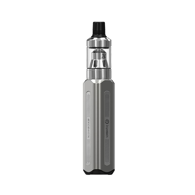Elektronická cigareta: Joyetech Exceed X Kit (1000mAh) (Stříbrná)