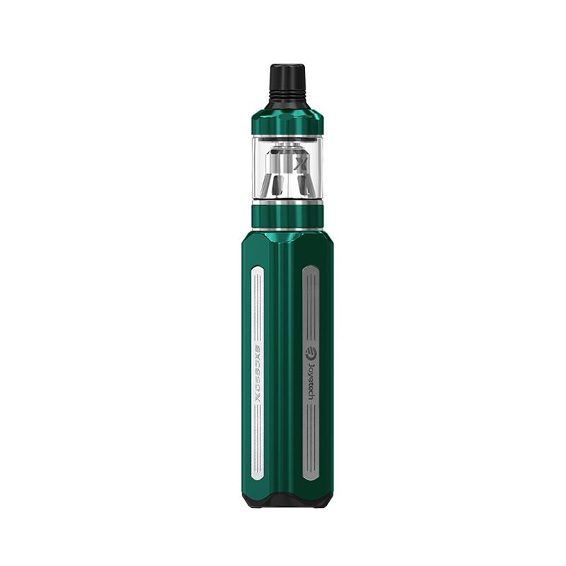 Elektronická cigareta: Joyetech Exceed X Kit (1000mAh) (Zelená)